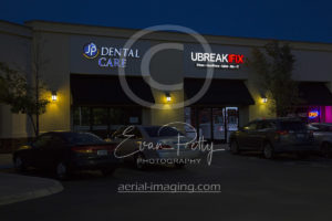 Shopping Center Photography Truckee CA