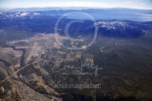 Truckee Aerial View
