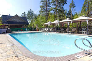 South Lake Tahoe Resort Pool Spa Photographer