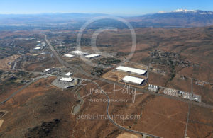North Reno Aerial Buildings