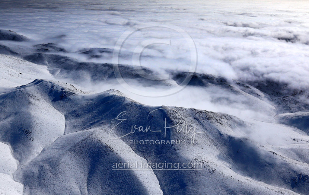 Amazing View of Clouds - Aerial Photography in Northern Nevada
