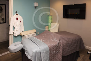 Lake Tahoe Interior Spa Photographer