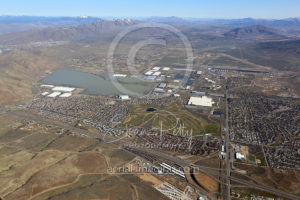 North Reno Aerial Photography