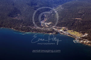Tahoe City Aerial Photographer