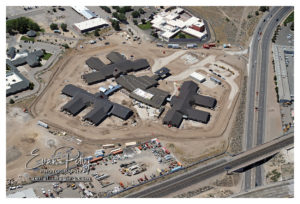 Aerial Photographer Reno Veterans Home