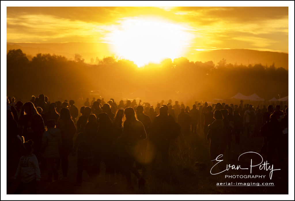 Sunrise People Reno Balloon Race 2018