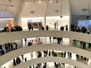 Inside Guggenheim Opening Countryside, The Future